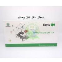TEH JIANG ZHI TEA TIENS 1BOX|TEH HIJAU KETO|DIET DETOX&PELANGSING|ORI