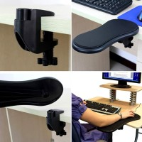 SANDARAN TANGAN Meja Kerja Komputer Arm Rest Pad Penopang Siku Mouse