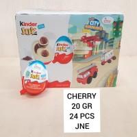 KINDER JOY T24 (BOYS) 20 GR COKELAT 1 BOX 24 PCS JNE KARGO
