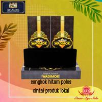 Peci Songkok Exclusive Ori Wadimor Hitam Ac Murah Non bordir
