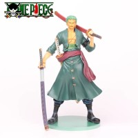 ACTION FIGURE ZORO ONE PIECE HEROS THE GRANDLINE MEN MAINAN PAJANGAN