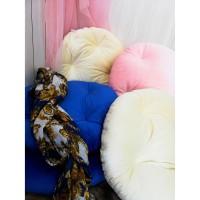 Bantal duduk / Bantal Sofa / Alas Duduk / Sitting Cushion LATEX - Merah Muda