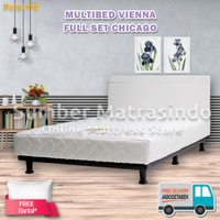 Spring Bed Musterring Multibed Vienna 180x200 FULL SET HB Chicago