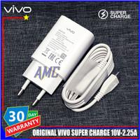 Charger Vivo Z1 Pro Y19 Vivo S1 ORIGINAL 100% Super Charge Micro USB