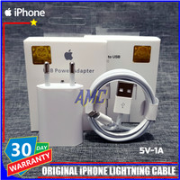 Charger iPhone 5 5S iPhone 5C ORIGINAL 100% Lightning Cable