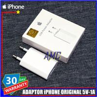 Kepala Charger iPhone SE Series iPhone 11 ORIGINAL 100% 5 Watt 5V-1A