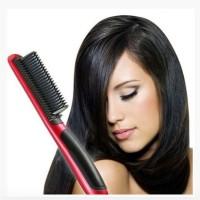 Hair Straightener Sisir Dan Catok Dalam Satu Genggaman