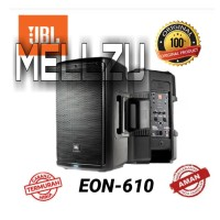 Speaker Aktif JBL EON 610 Original 10 inch Active JBL EON610