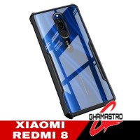 Case Xiaomi Redmi 8 iPaky Shield Transparent Premium Softcase