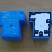 Relay Kodok 12VDC SL-C 6Pin Songle