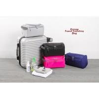 Storage Travel Wash Bag Toiletry cosmetic Bag Tas Kosmetik gantung