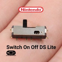 Switch Power On Off NDS Nintendo DS Lite