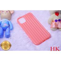 Vivo Y50 | V9 | Y19/U3 | Y71 TPU Line Case Koper Polos Korean Candy
