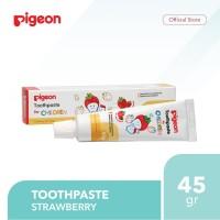 Pigeon Toothpaste 45Gr Strawberry (New) - PR020228