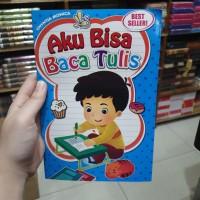 buku anak aku bisa baca tulis