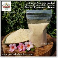 200gr cheese PARMESAN GRATED Floridia Australia repacked chilled