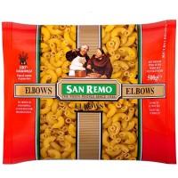 San Remo Elbows No.35 500gr Pak