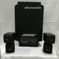 Bose Acoustimass Speaker System Model 501Z Original Home Theater