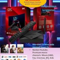 Svi cloud indonesia iptv tvbox 3plus 8K