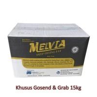 Melvia Minyak Goreng Padat Beku Dari MelzCorp 15kg