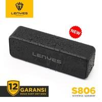 LENYES S806 waterproof ip67 voice assistant wireless bluetooth speaker
