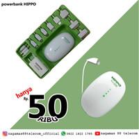 POWERBANK HIPPO 5800 mAh 1 SET