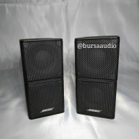 Sepasang Satellite Speaker Bose Lifestyle Series Original