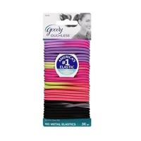 Goody ouchless 10920 braided elastics double dare me 30ct