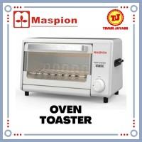 Oven Listrik / Pemanggang Roti / Alat Panggang / Maspion / MOT-901-S
