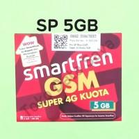 Perdana Kuota Data Smartfren 5GB
