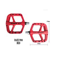 Pedal Sepeda Raze bearing nylon design mirip Pedal Rockbros