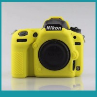 Sos Pelindung Kamera DSLR Bahan Silikon untuk Nikon