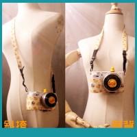 Sos Mode Sedikit Kuning Bebek Camera Bag A6000 pelindung Kasus