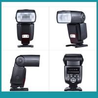 Sos Lampu Flash LED Universal Untuk Kamera DSLR Canon Nikon