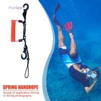Hot Scuba Diving Camera Anti-lost Spring Coil Lanyard Underwater Di TG