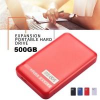 Terlaris Hard Disk External SATA USB3 0 Kapasitas 500GB High Speed