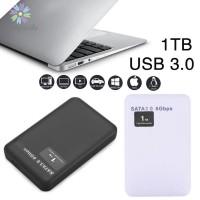 Terlaris Hard Disk External SATA USB3 0 Kapasitas 1TB High Speed