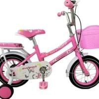 PROMO Sepeda Anak Mini Evergreen 16 penguin TERLARIS !!!
