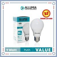 Lampu LED Bohlam Lampu Garansi 9 watt 9watt 9 w 9w Lampu Termurah