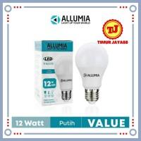 Lampu LED Bohlam Lampu Garansi 12 watt 12watt 12 w 12w Lampu Termurah