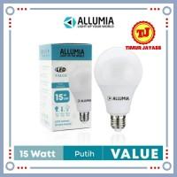 Lampu LED Bohlam Lampu Garansi 15 watt 15watt 15 w 15w Lampu Termurah