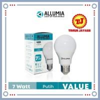 Lampu LED Bohlam Lampu Garansi 7 watt 7watt 7 w 7w Lampu Termurah