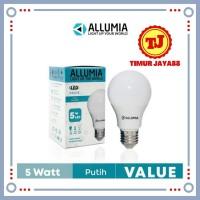 Lampu LED Bohlam Lampu Garansi 5 watt 5watt 5 w 5w Lampu Termurah