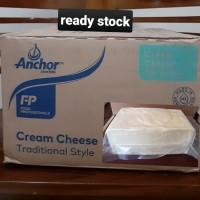 cream cheese anchor repack 1 kg