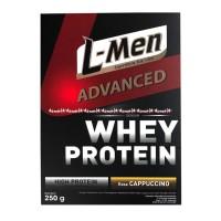 TERMURAH L-Men Advanced Whey Protein Rasa Cappucino 250gr Susu Lmen