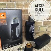 PROMO Aegis Solo Kit Mod + Tengu RDA by Geekvape TERLARIS !!!
