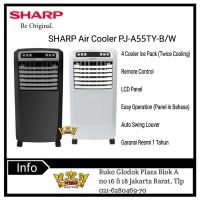 AIR COOLER SHARP PJ-A55TY *Free ongkir khusus jabodetabek*