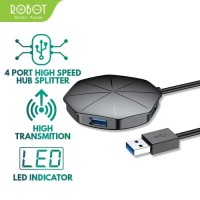 Robot H150 4 Port USB 3.0 HUB Adapter