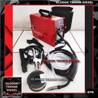 PAZTO MESIN LAS MIG 130 A CO2 TANPA GAS WELDING MIGi GASLESS JAPAN