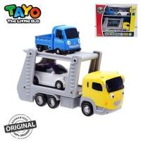 Original Tayo The Little Bus 4 Style Mini Cars Set 5 TYT118002 Carry